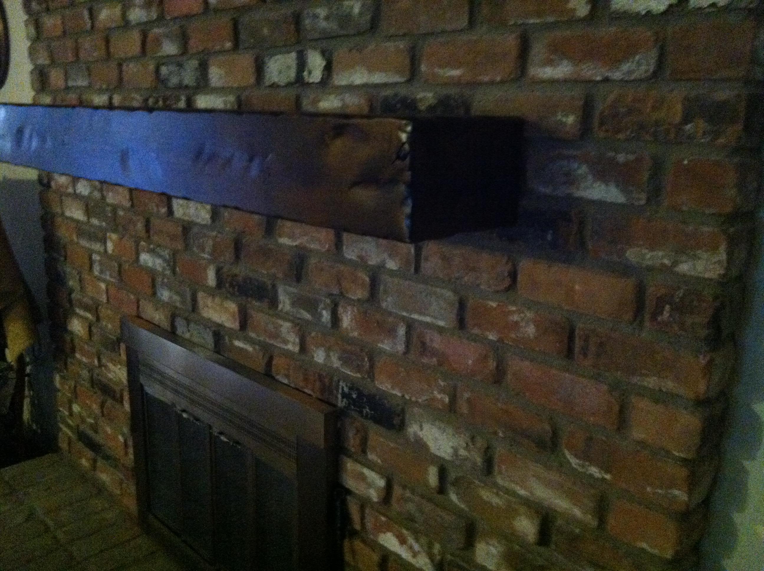 Fire place Mantel 4