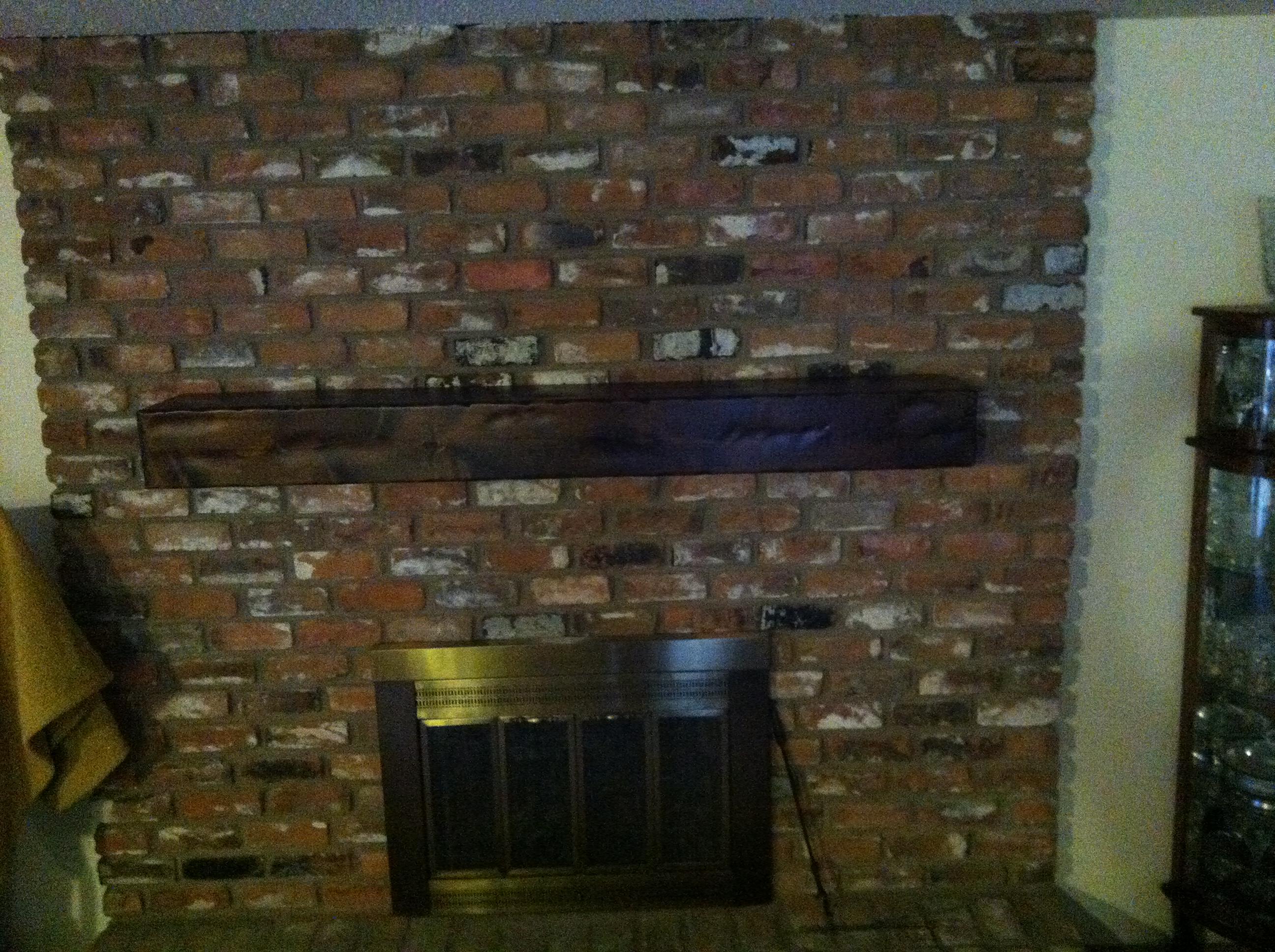 fire place mantel 6