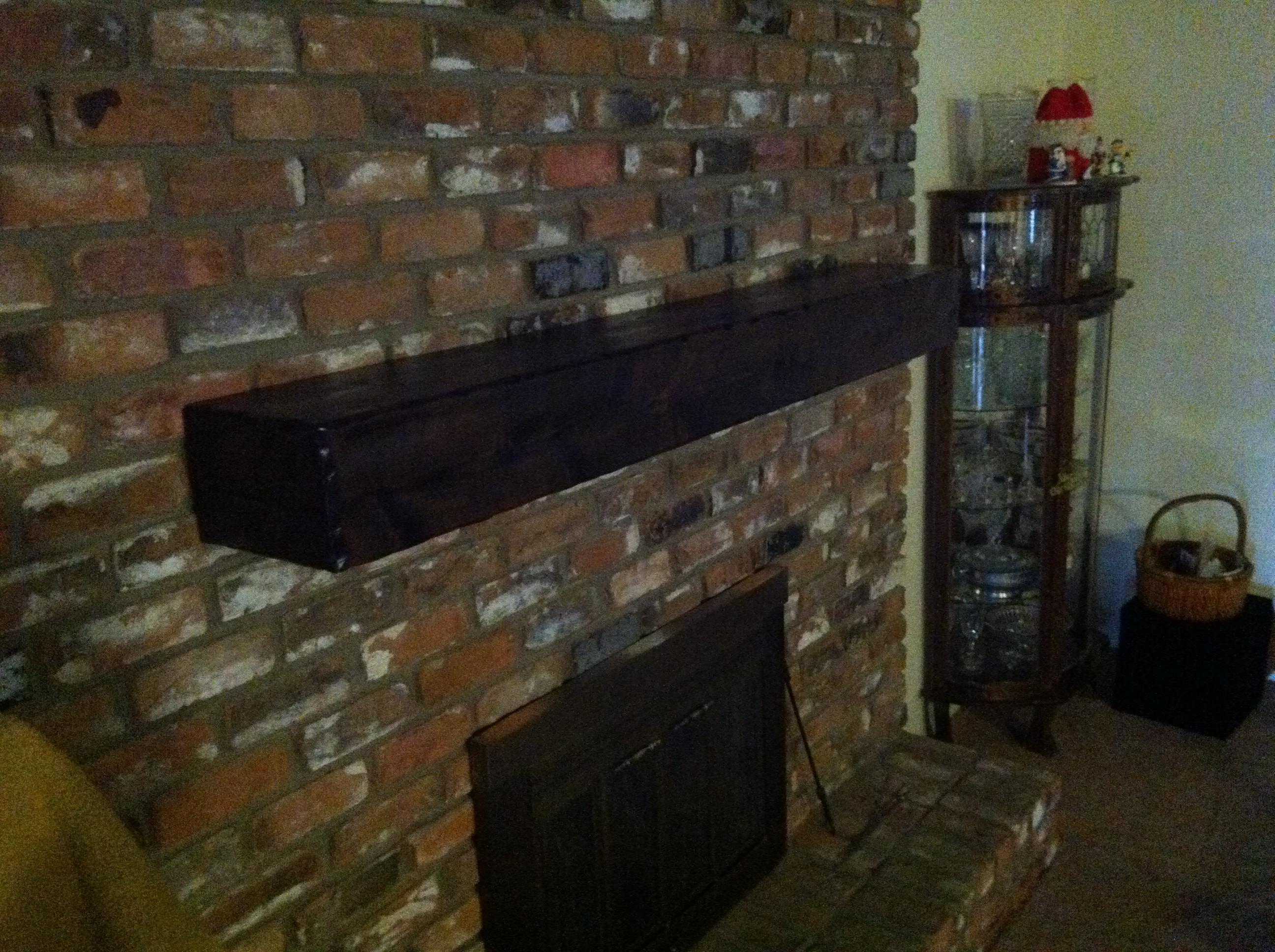 fire place mantel 8